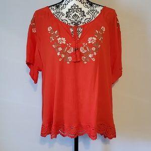 Cato Women's Blouse Size 18/20W